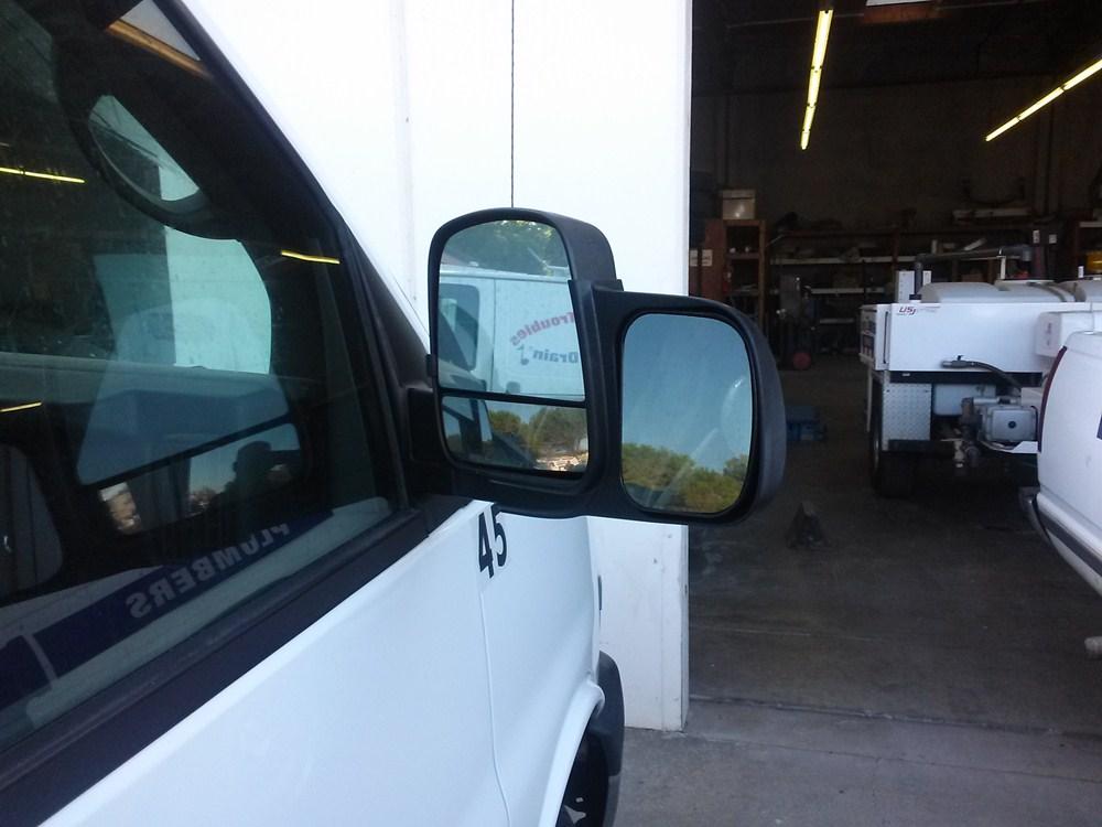 2013 Chevrolet Express Van Custom Towing Mirrors Longview