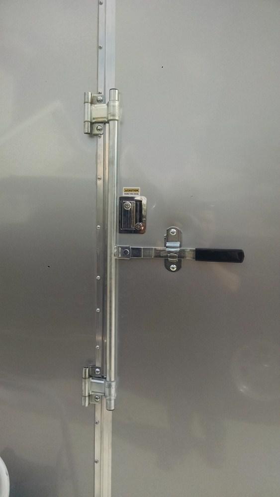 36 Quot Lock Side Door Bar Lock Assembly Polar Hardware