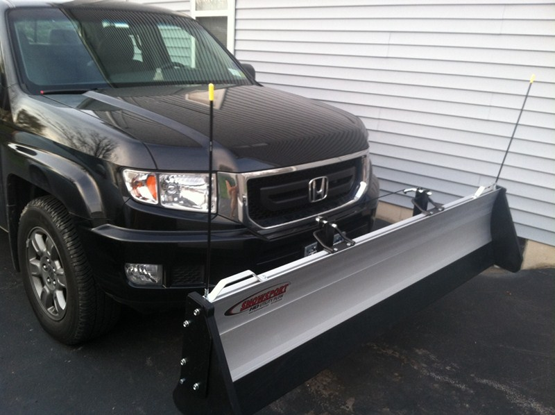 2007 Honda Pilot Curt Front Mount Trailer Hitch Receiver