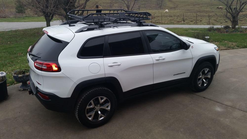 2014 Subaru Xv Crosstrek Rhino Rack Roof Mounted Steel