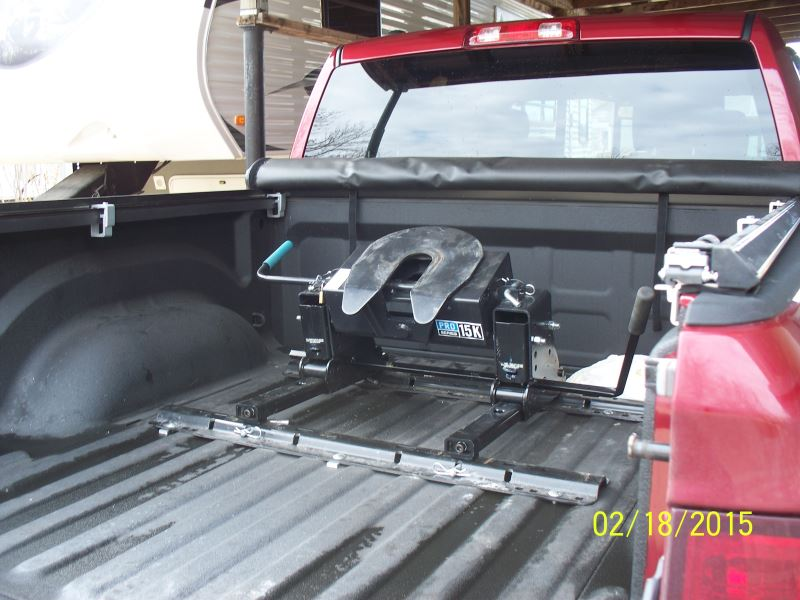 reese 16k slider hitch manual