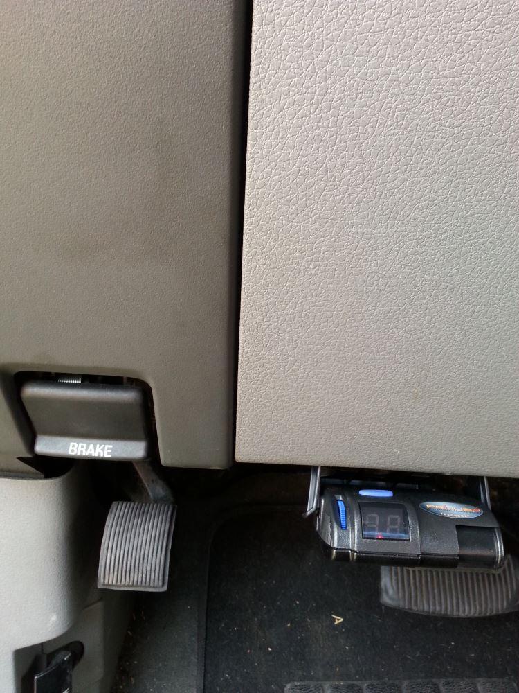 primus iq 90160 brake controller manual
