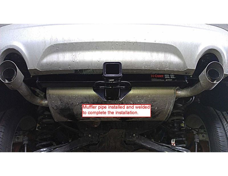 2017 ford escape curt trailer hitch receiver custom fit wiring harness trailer hitch