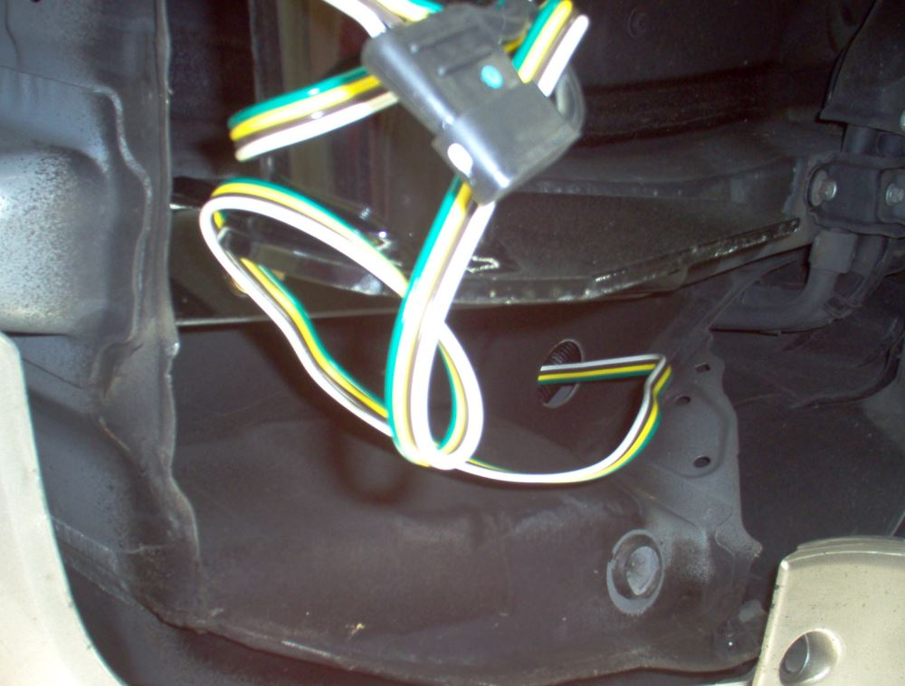 2004 Toyota Highlander Custom Fit Vehicle Wiring