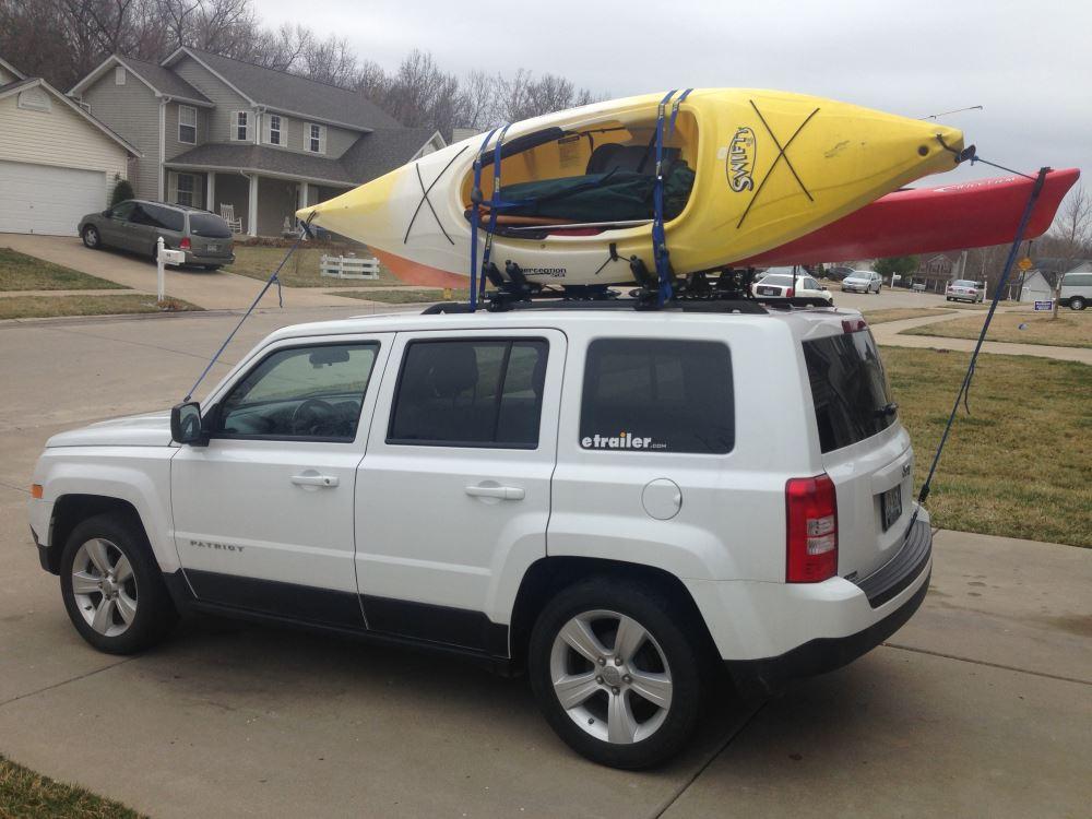 Toyota Highlander Kayak Rack