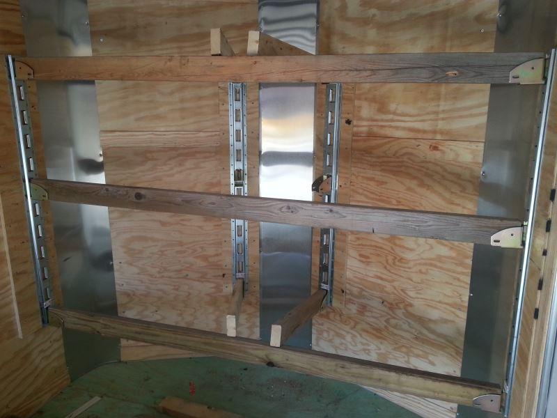 "E-Track Wood Beam Socket for Standard 2"" Lumber - Qty 1 ..."