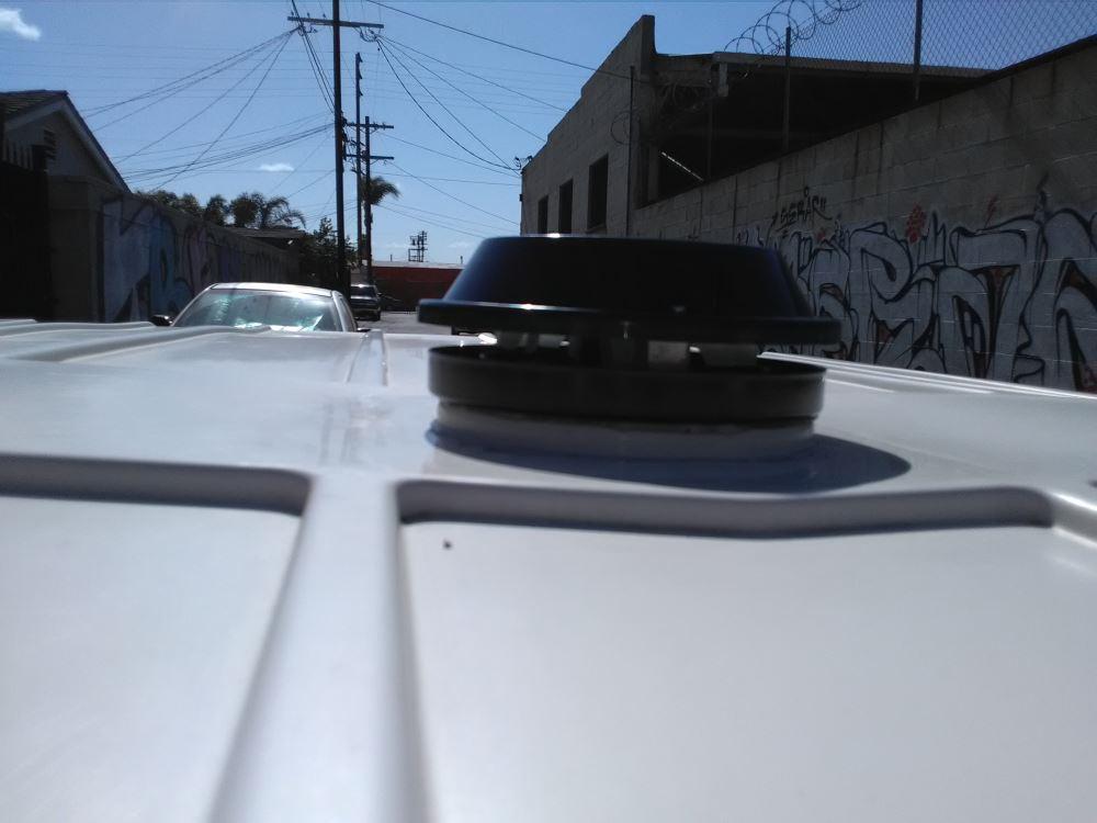 Ventline Vanair Trailer Roof Vent w/ 12V Fan - 6-1/4