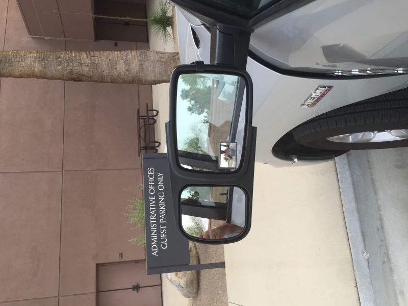 2012 Dodge Ram Pickup Custom Towing Mirrors Longview