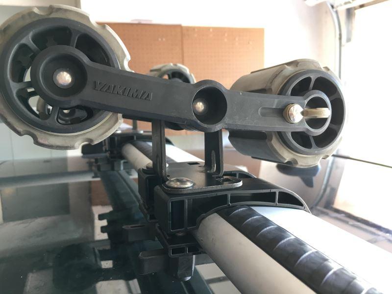 Yakima Mightymount 34h Accessory Adapter Brackets For
