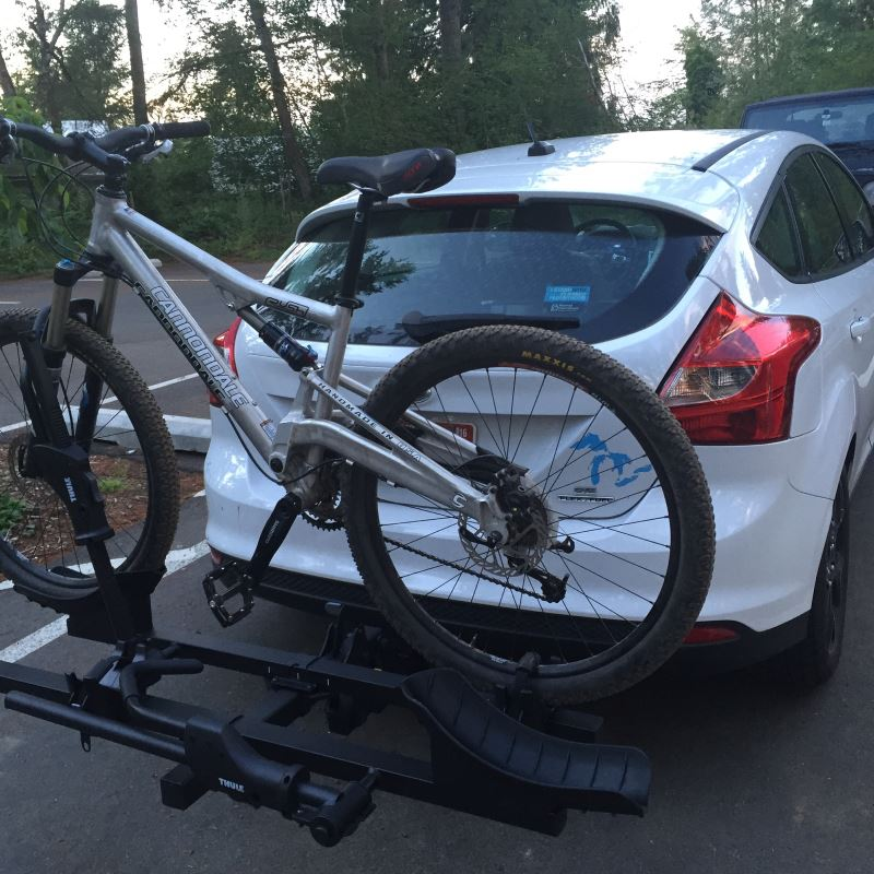 2013 Ford Focus Trailer Hitch