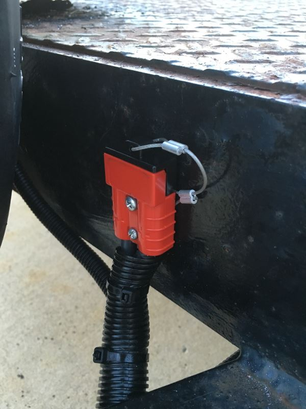 Trailer Wiring Harness Harbor Freight : Wiring also trailer winch kit on vehicle hitch