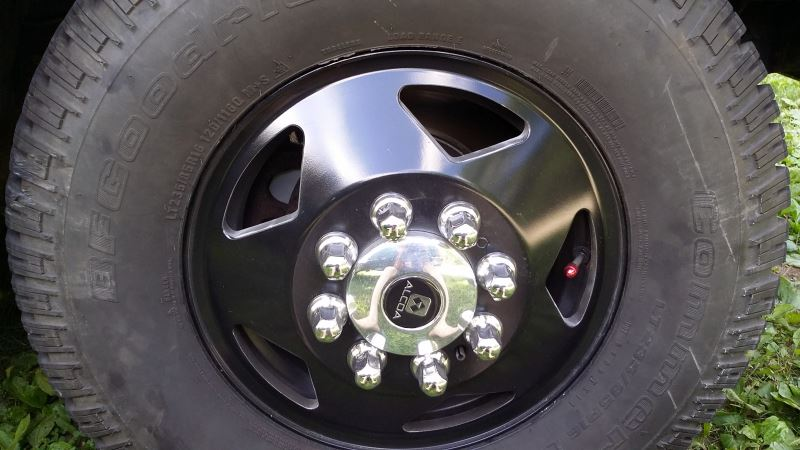 Wheel Masters Lug Nut Covers - Stainless Steel - Ford - 7 ...