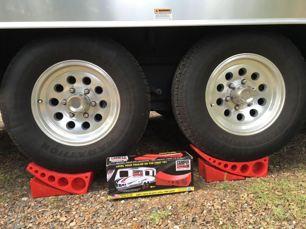 Camper Wheel Chocks >> Andersen Camper Wheel Chock and Leveler Andersen Wheel