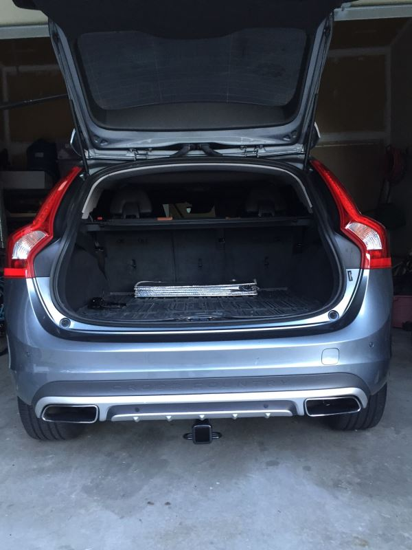 2016 Volvo V60 Trailer Hitch - Draw-Tite