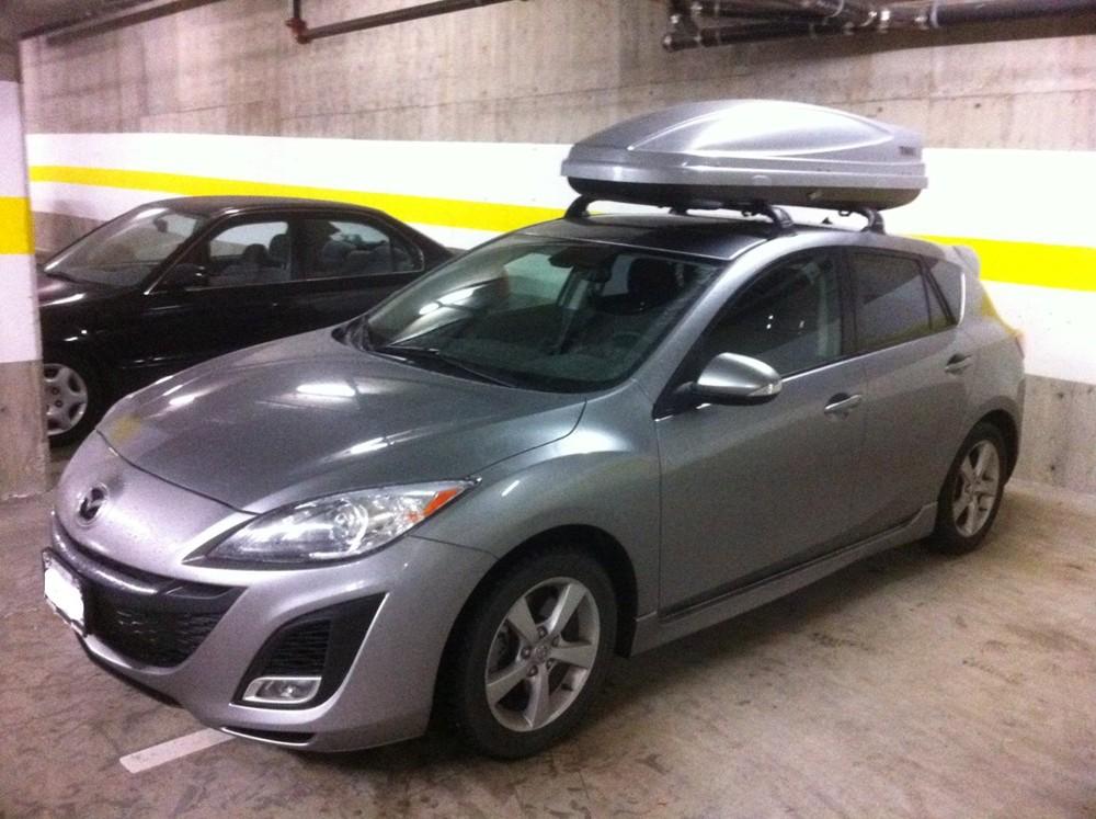 Roof Rack For 2010 Mazda 3 Etrailer Com