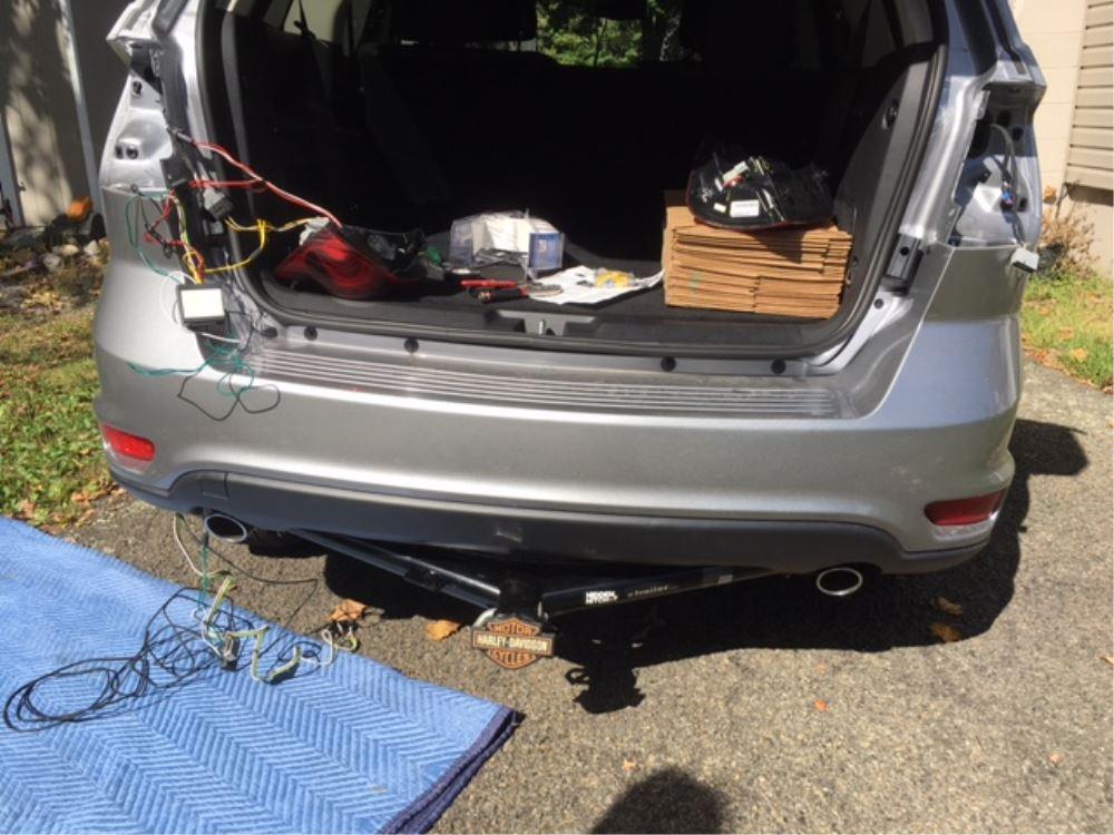 Dodge journey custom fit vehicle wiring tekonsha