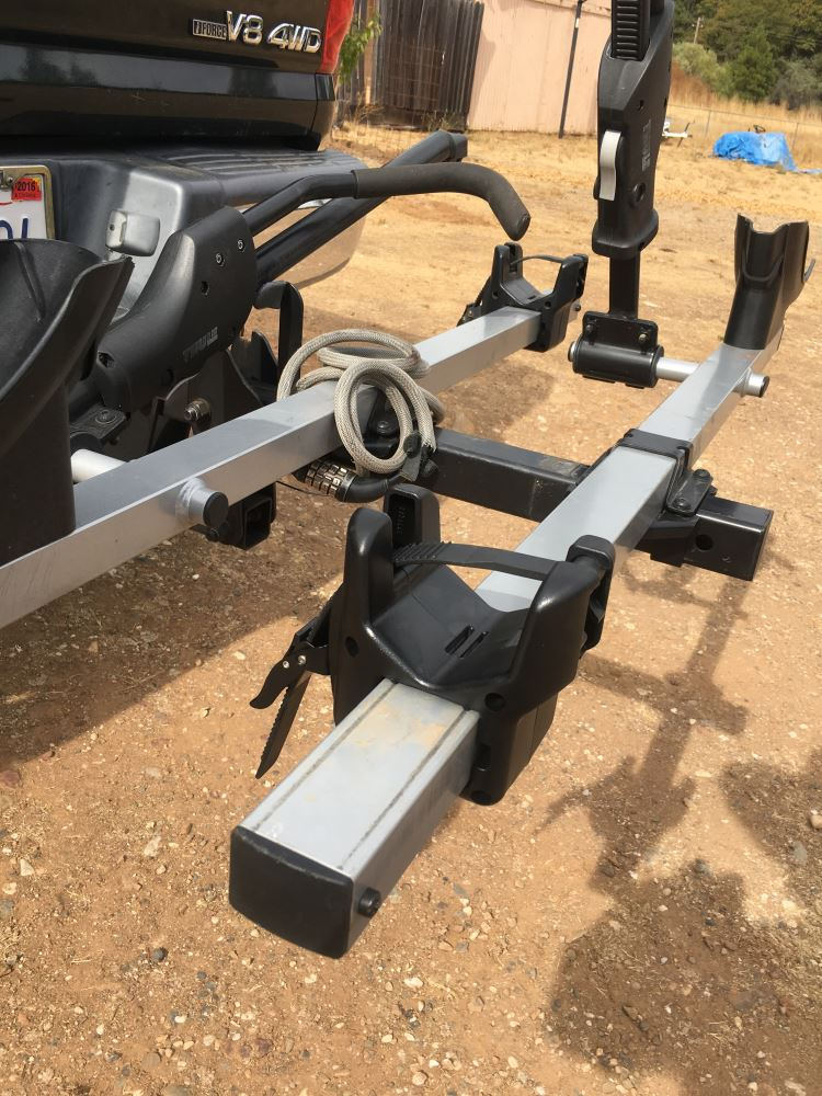 Replacement Rear Wheel Tray For Thule T2 Hitch Mounted