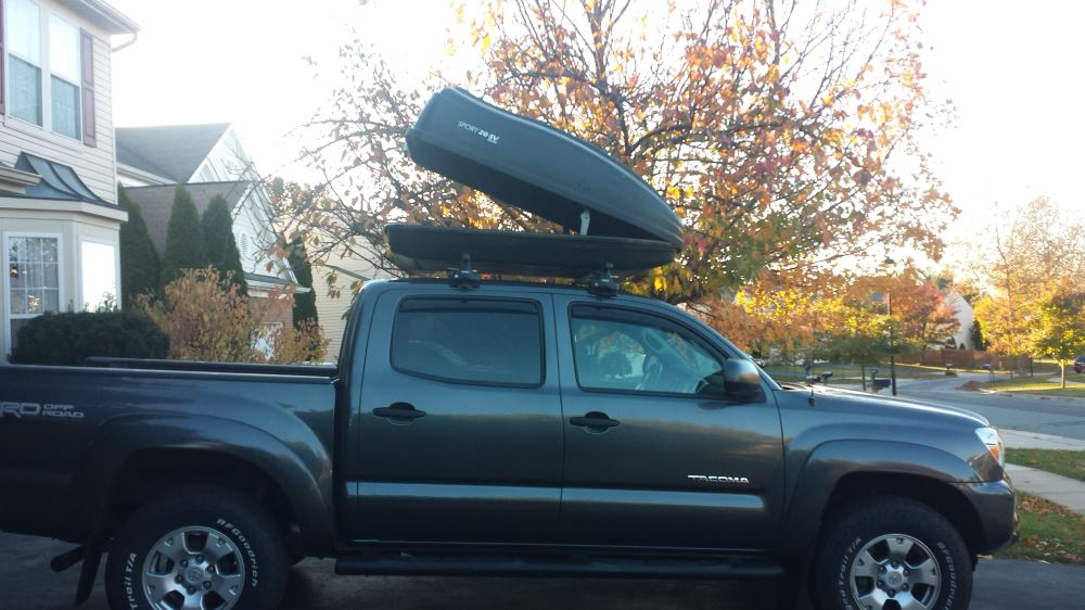 1999 Toyota Tacoma Thule Roof Rack Fit Kit For Traverse