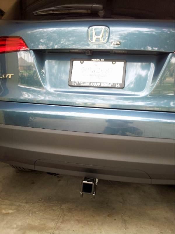 Image Result For Honda Ridgeline Hitch Harness