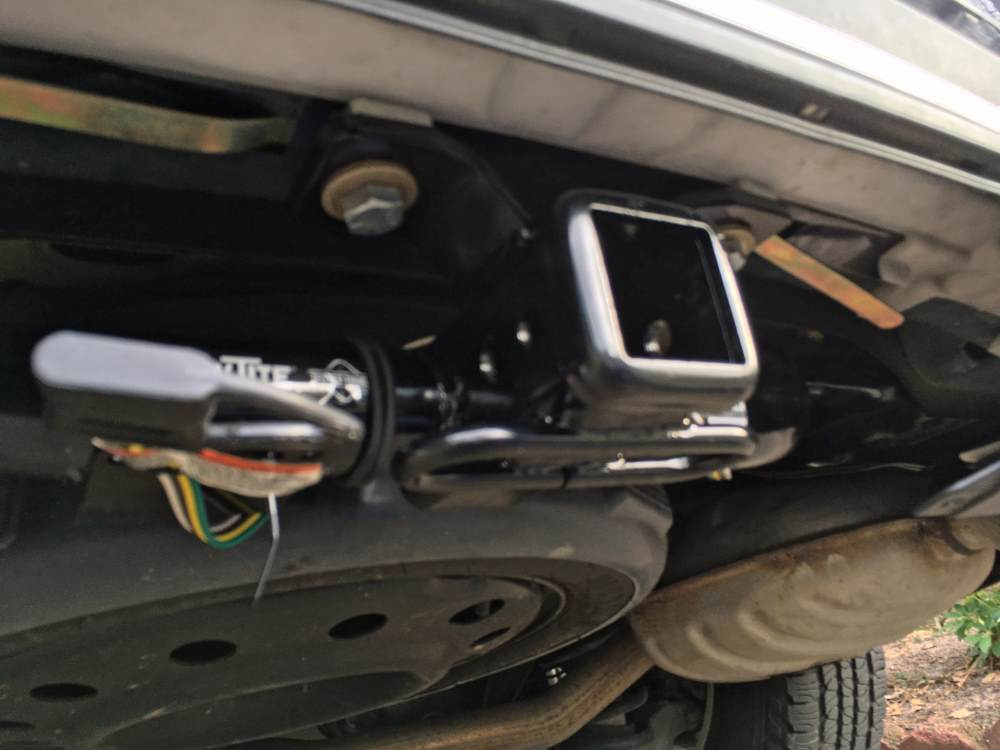 Rid R on Gmc Acadia Trailer Wiring Harness