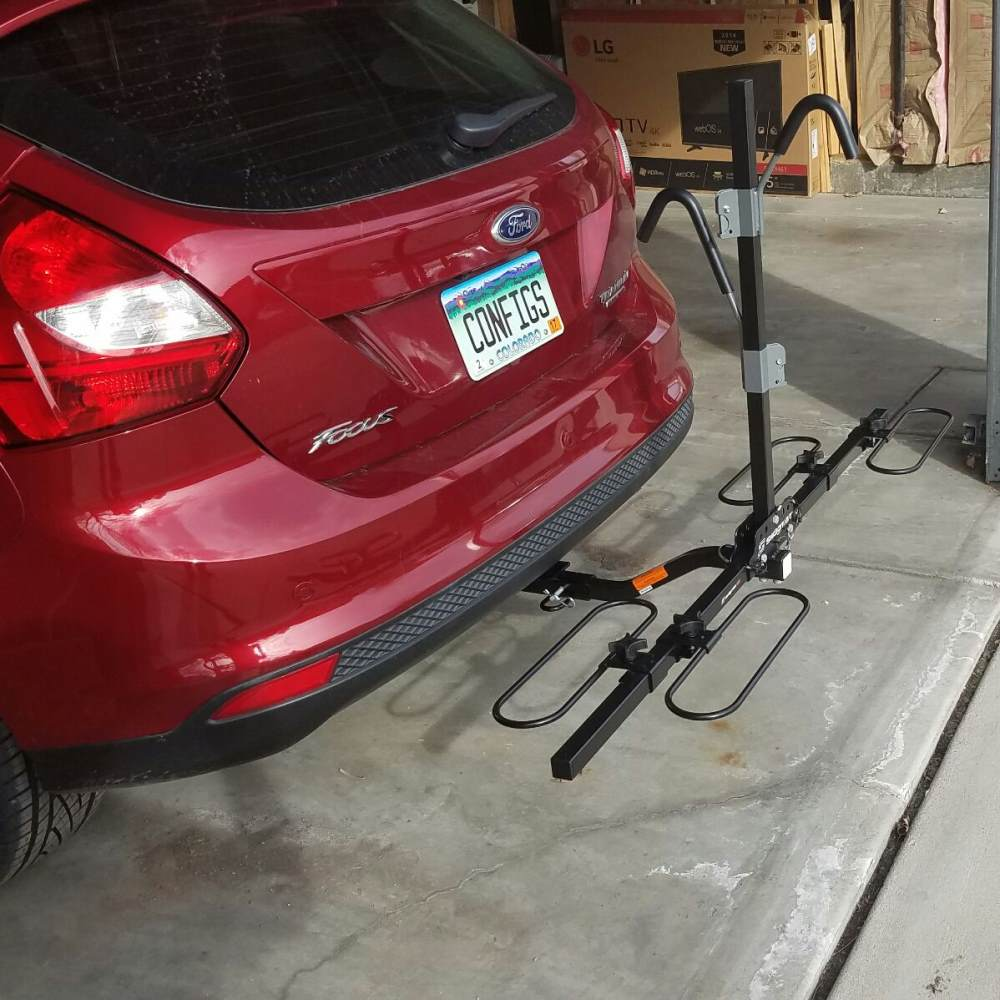2014 Ford Focus Draw-Tite Sportframe Trailer Hitch ...
