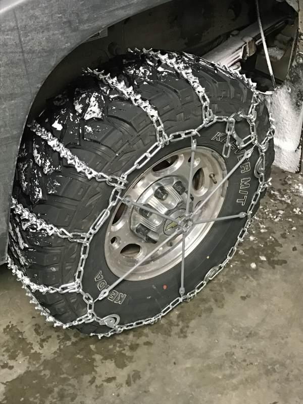 Tire Chains: Tire Chains Boise