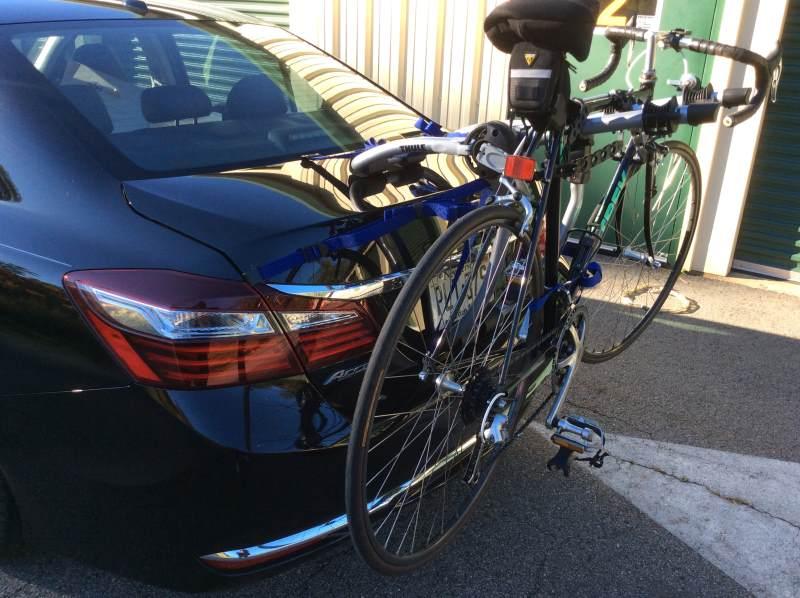 thule gateway 2 bike rack instructions