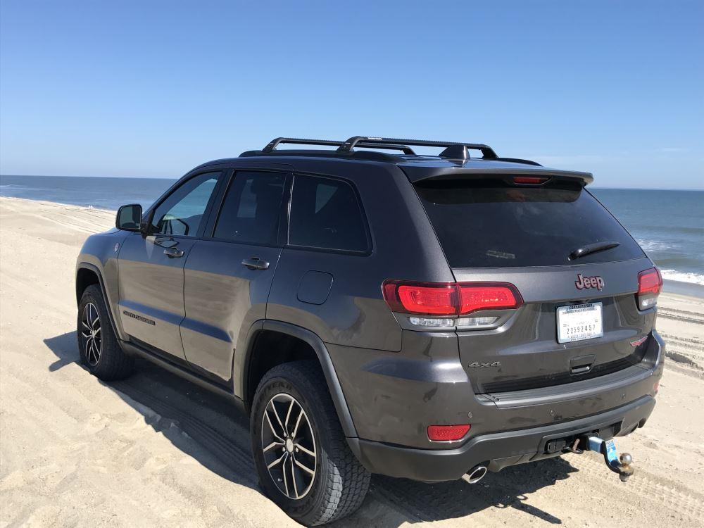 Roof Rack For Jeep Grand Cherokee 2014 Etrailer Com