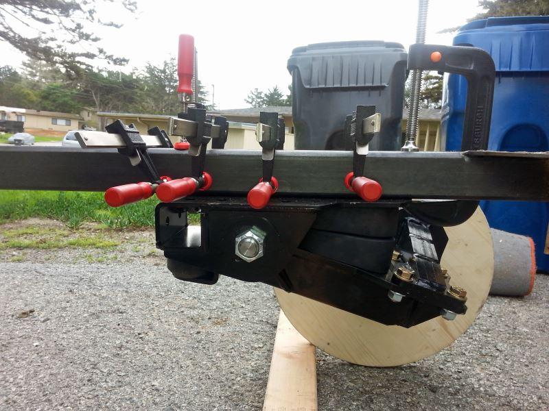 Timbren Heavy Duty Axle Less Trailer Suspension 4 Quot Lift