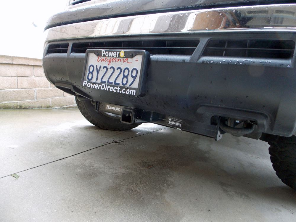 2011 Toyota Tundra Draw-Tite Front Mount Trailer Hitch ...