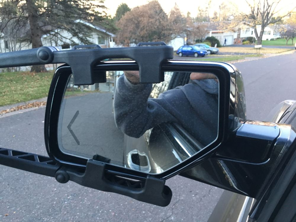 2018 Ford F-150 Custom Towing Mirrors - K Source
