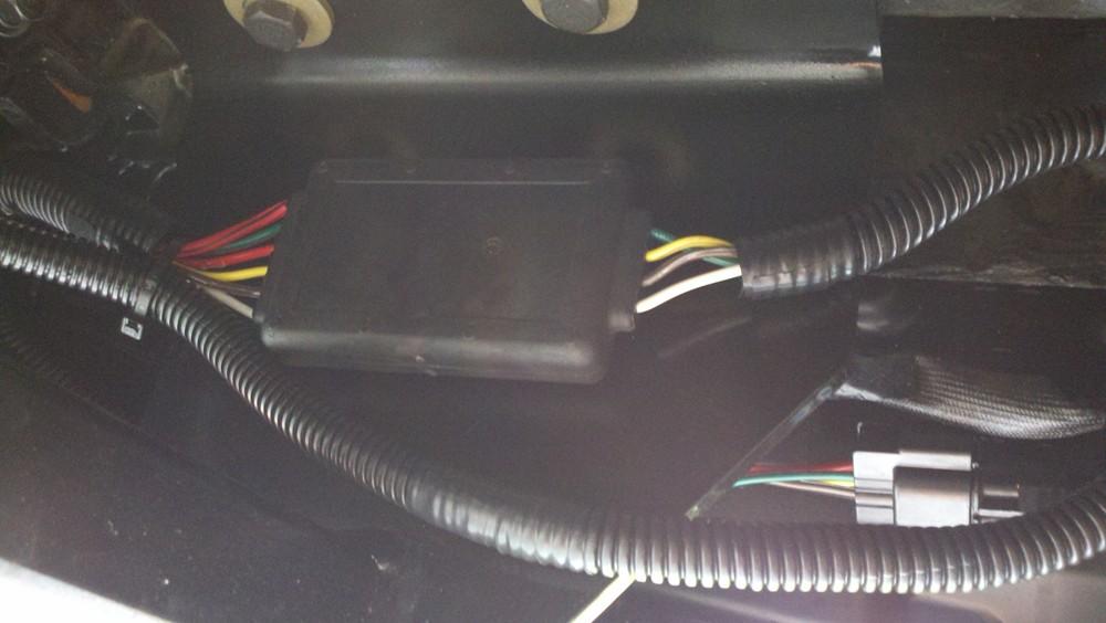 2012 Hyundai Santa Fe Trailer Wiring Harness : Hyundai santa fe custom fit vehicle wiring tekonsha