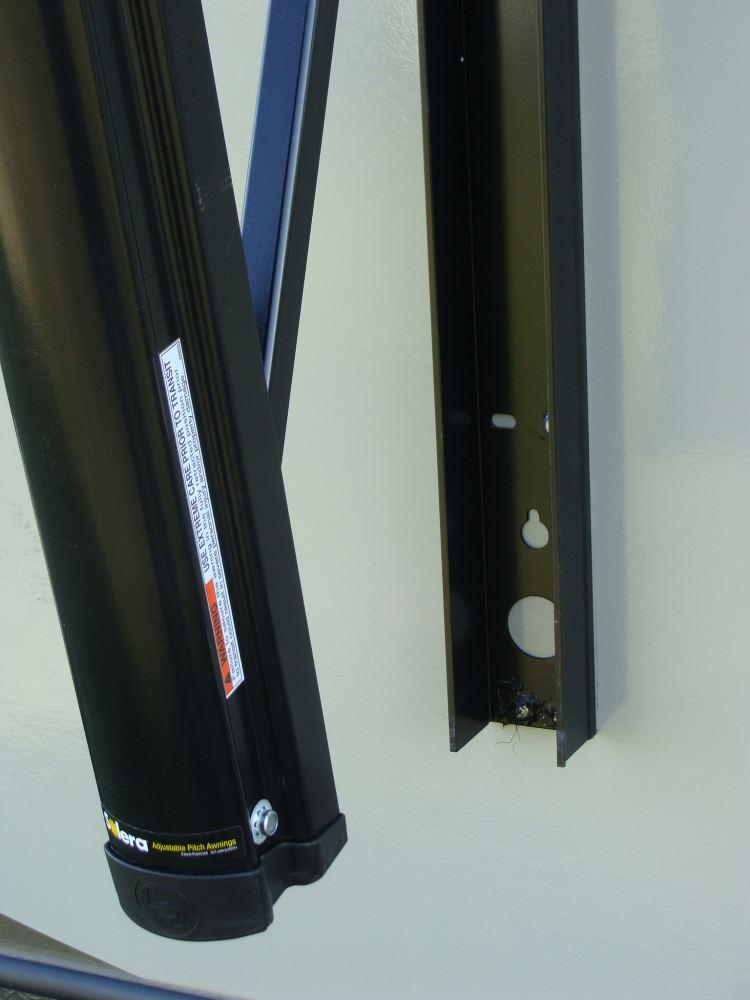Solera 69 Quot Standard Flat Awning Support Arm Black Lippert