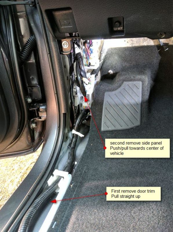 D Brake Controller Install Hopkins Insight likewise Toyota Tundra Rear Seats likewise Tundra additionally Rid R besides Rid R. on toyota tundra trailer brake controller