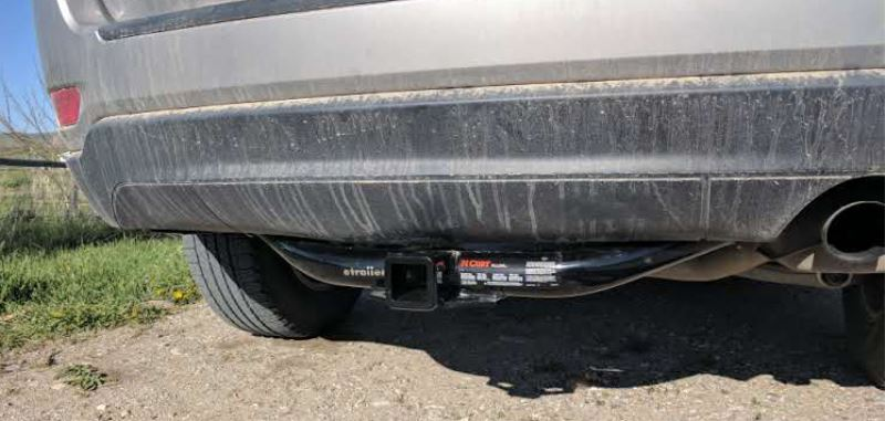 Recall Jeep Grand Cherokee Trailer Hitch