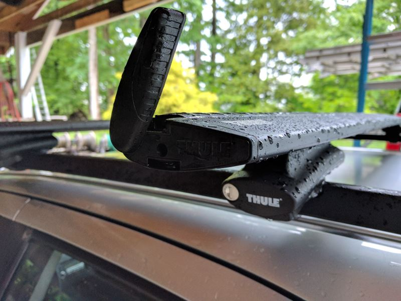 Replacement Endcap For Thule Aeroblade Load Bars