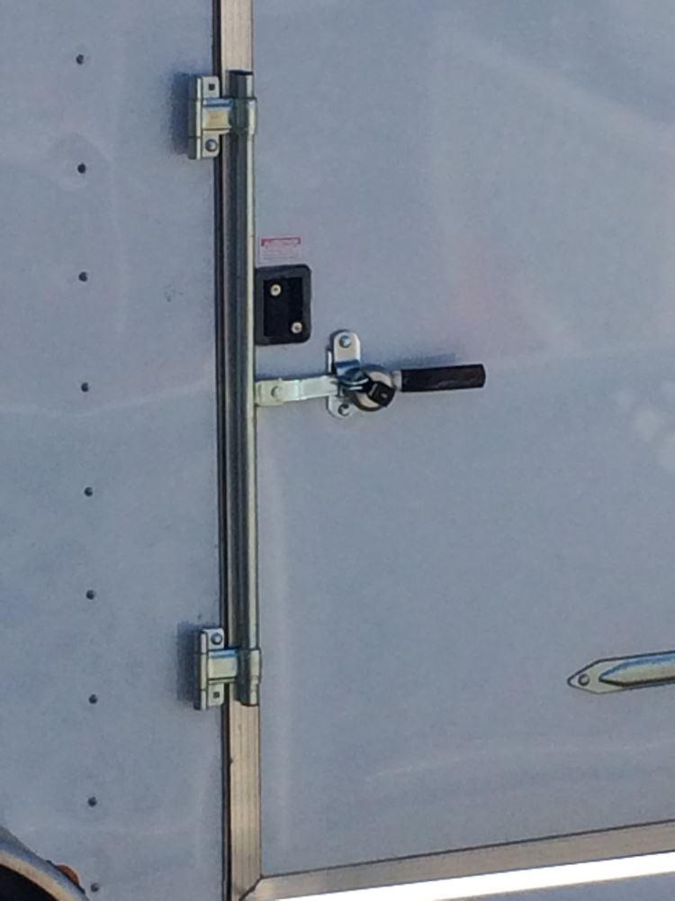 Quot lock side door bar assembly polar hardware
