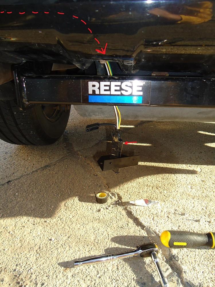geo tracker trailer wiring 1997 geo tracker t-one vehicle wiring harness with 4-pole ... #14