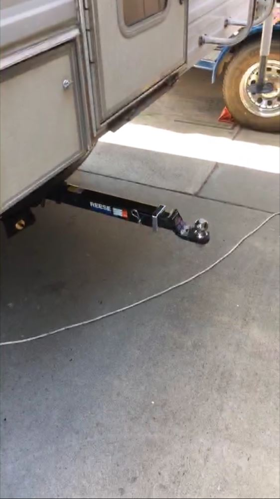 Reese Hitch Extender For 2 Quot Trailer Hitches 18 Quot Long