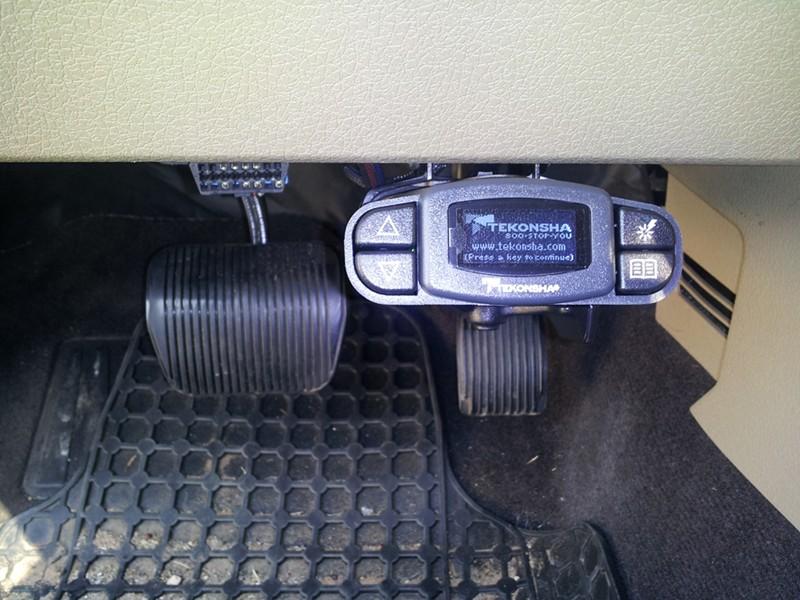 Tekonsha Plug In Wiring Adapter For Electric Brake