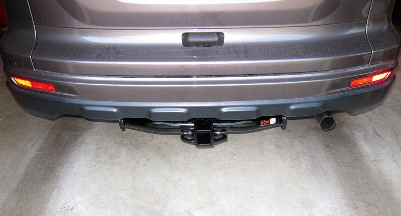 2001 Honda Crv Trailer Wiring Harness : Honda cr v trailer hitch curt