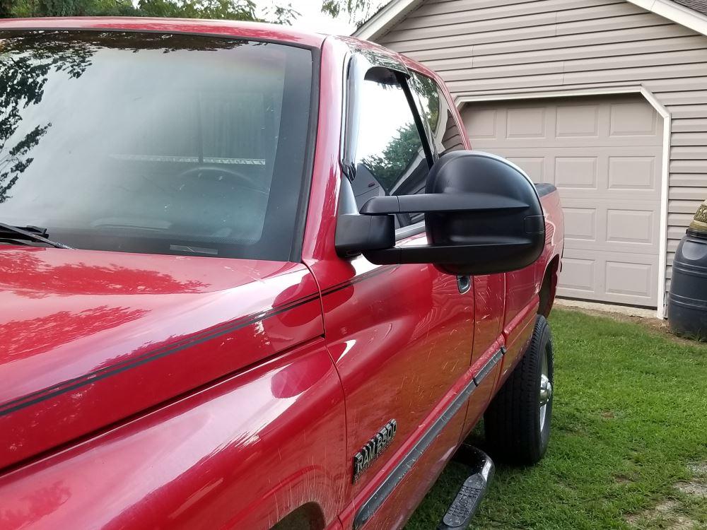 1999 Dodge Ram Pickup Custom Towing Mirrors