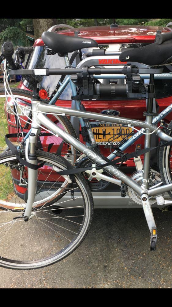 Swagman Deluxe Bike Frame Adapter Bar For Women S