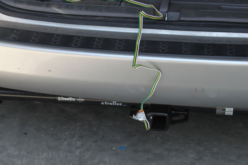 12 Tekonsha Custom Fit Vehicle Wiring Custom Fit Vehicle Wiring 118578