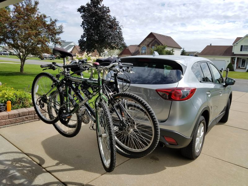 thule 4 bike rack instructions