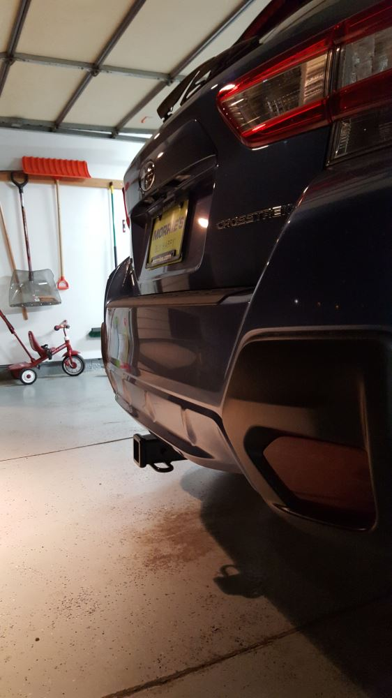 2018 Subaru Crosstrek Curt Trailer Hitch Receiver - Custom ...