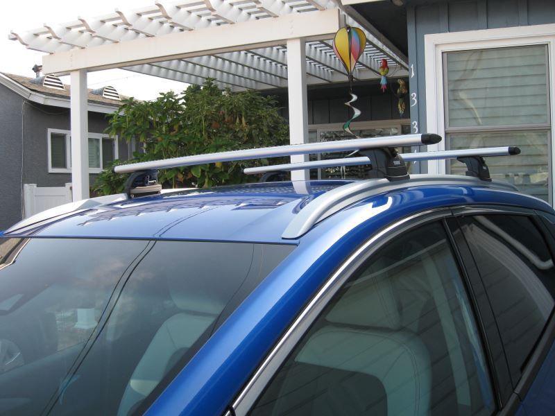 Thule Roof Rack Fit Kit For Podium Style Foot Packs 3168