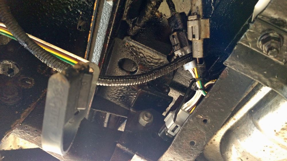 1996 Ford F-250 and F-350 Curt T-Connector Vehicle Wiring ...
