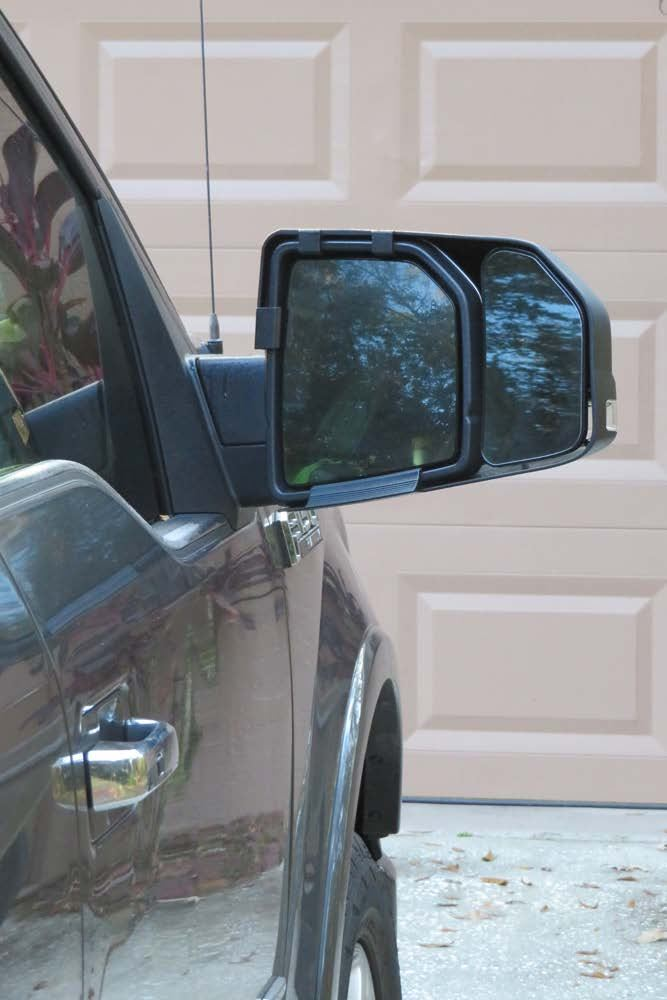 2017 Ford F 150 K Source Snap Amp Zap Custom Towing Mirrors
