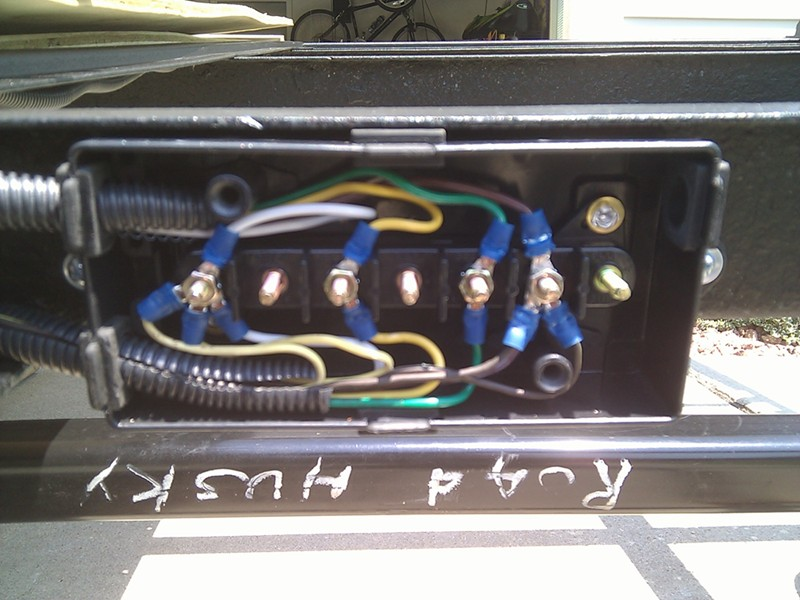 pj trailer junction box wiring diagram wiring solutions rh rausco com Wiring 12 2 Junction Boxes Automotive Wiring Junction Box